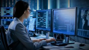 business at risk of cyberattack
